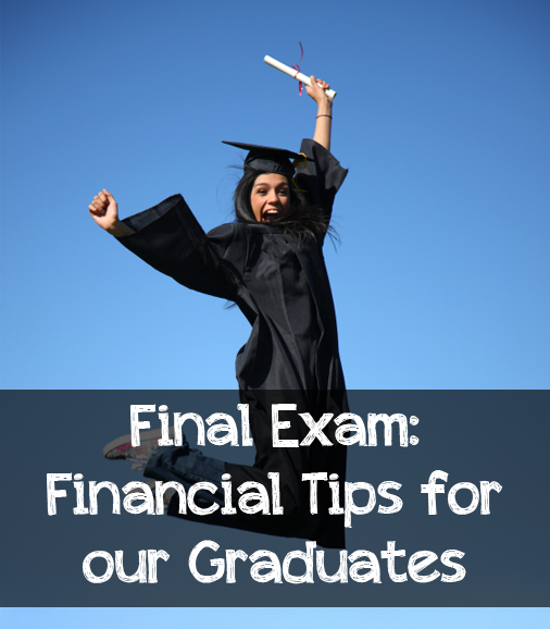 financial tips for graduates
