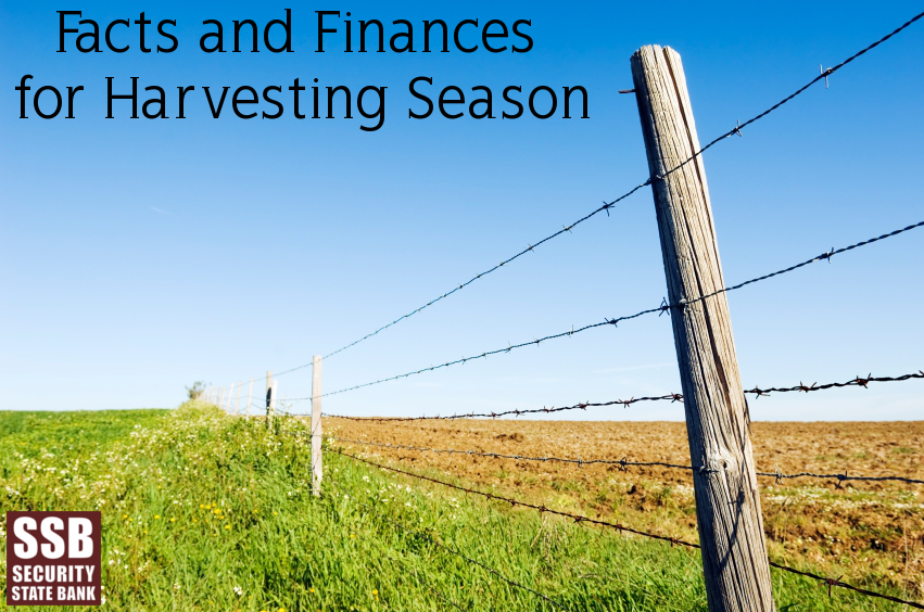 Security State Bank proudly assists farmers with their ag banking needs.