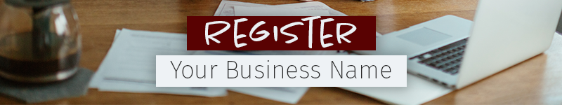 Register Your Business Name
