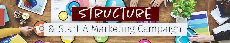 Structure & Start a Mktg